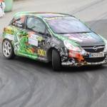 Rebenland Rallye 2014 Opel Corsa OPC Daniel Zieser SP12