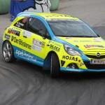 Rebenland Rallye 2014 Opel Corsa OPC Konrad Friesenegger SP12