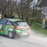 Rebenland Rallye 2014 Opel Corsa OPC Daniel Zieser SP 6
