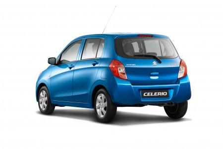 Suzuki Celerio Heck