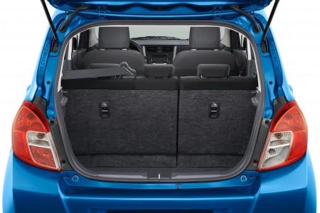 Suzuki Celerio Kofferraum