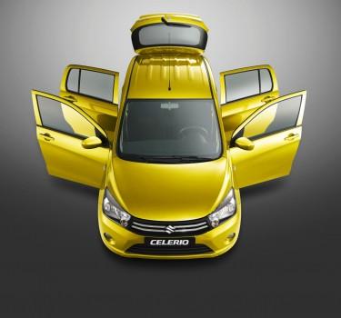 Suzuki Celerio Türen