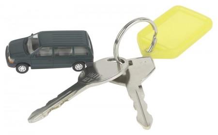 Kleinwagen Schlüssel