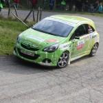 Lavanttal Rallye 2014 Opel Corsa OPC Rallye Cup Rene Rieder SP5