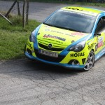 Lavanttal Rallye 2014 Opel Corsa OPC Rallye Cup Konrad Friesenegger SP5