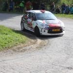 Lavanttal Rallye 2014 Citroen Racing Trophy Citroen DS3 Ronny Foxius SP5