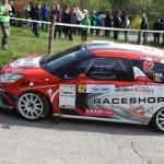 Lavanttal Rallye 2014 Citroen Racing Trophy Citroen DS3 Romain Delva SP5
