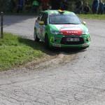 Lavanttal Rallye 2014 Citroen Racing Trophy Citroen DS3 Philipp Knof SP5