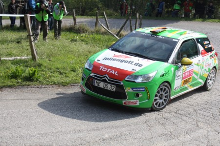 Lavanttal Rallye 2014 Citroen Racing Trophy
