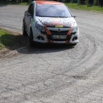 Lavanttal Rallye 2014 Opel Corsa OPC Rallye Cup Alois Scheidhammer SP 5
