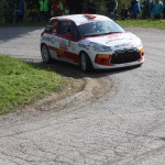 Lavanttal Rallye 2014 Citroen Racing Trophy Citroen DS3 Nicola Cescutti SP5
