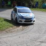 Lavanttal Rallye 2014 Opel Corsa OPC Rallye Cup Wolfram Doberer SP 5