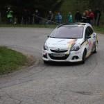 Lavanttal Rallye 2014 Opel Corsa OPC Rallye Cup
