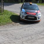 Lavanttal Rallye 2014 Citroen Racing Trophy Citroen DS3 Maik Lobstein SP5