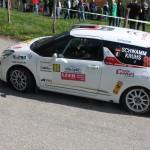 Lavanttal Rallye 2014 Citroen Racing Trophy Citroen DS3 Friedrich Schwamm SP5
