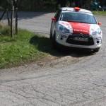 Lavanttal Rallye 2014 Citroen Racing Trophy Citroen DS3 Torben Nebel SP5