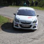Lavanttal Rallye 2014 Opel Corsa OPC Rallye Cup Roland Stengg SP 5