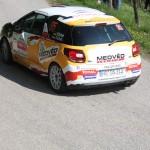 Lavanttal Rallye 2014 Citroen Racing Trophy Citroen DS3 Markus Schulz SP5