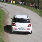 Lavanttal Rallye 2014 Citroen Racing Trophy Citroen DS3 Michael Wolters SP5