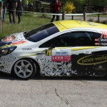 Lavanttal Rallye 2014 Opel Corsa OPC Rallye Cup Thomas Mosburger SP 5