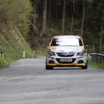 Lavanttal Rallye 2014 Opel Corsa OPC Rallye Cup Christoph Leitgeb SP8