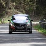 Lavanttal Rallye 2014 Opel Corsa OPC Rallye Cup Daniel Zieser SP 8