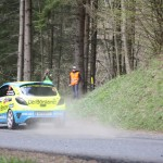 Lavanttal Rallye 2014 Opel Corsa OPC Rallye Cup Konrad Friesenegger SP 8