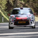 Lavanttal Rallye 2014 Citroen Racing Trophy Citroen Cup DS3 Ronny Foxius SP 8