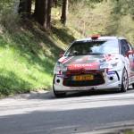 Lavanttal Rallye 2014 Citroen Racing Trophy Citroen Cup DS3 Ronny Foxius SP 8