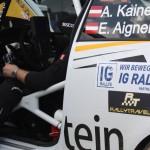 Lavanttal Rallye 2014 Opel Corsa OPC Rallye Cup Service Kainer Aigner