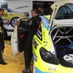 Lavanttal Rallye 2014 Opel Corsa OPC Rallye Cup Service Konrad Friesenegger Vera Hinteramskogler