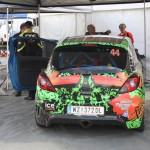 Lavanttal Rallye 2014 Opel Corsa OPC Rallye Cup Service Daniel Zieser Christoph Wögerer