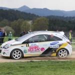 Lavanttal Rallye 2014 Opel Corsa OPC Rallye Cup SP 11