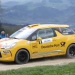 Lavanttal Rallye 2014 Citroen Racing Trophy Citroen DS3 Riedemann