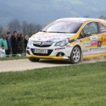 Lavanttal Rallye 2014 Opel Corsa OPC Rallye Cup Christoph Leitgeb SP 11