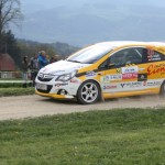 Lavanttal Rallye 2014 Opel Corsa OPC Rallye Cup Leitgeb SP 11
