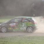 Lavanttal Rallye 2014 Opel Corsa OPC Rallye Cup Daniel Zieser Wögerer SP 11