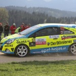 Lavanttal Rallye 2014 Opel Corsa OPC Rallye Cup Friesenegger Hinteramskogler SP 11