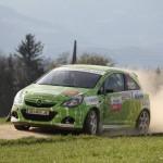 Lavanttal Rallye 2014 Opel Corsa OPC Rallye Cup Rieder SP 11