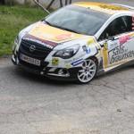 Lavanttal Rallye 2014 Opel Corsa OPC Rallye Cup Andreas Kainer SP 5