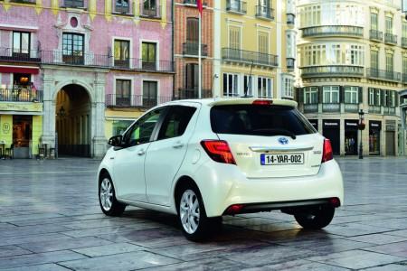 Toyota Yaris Facelift Details
