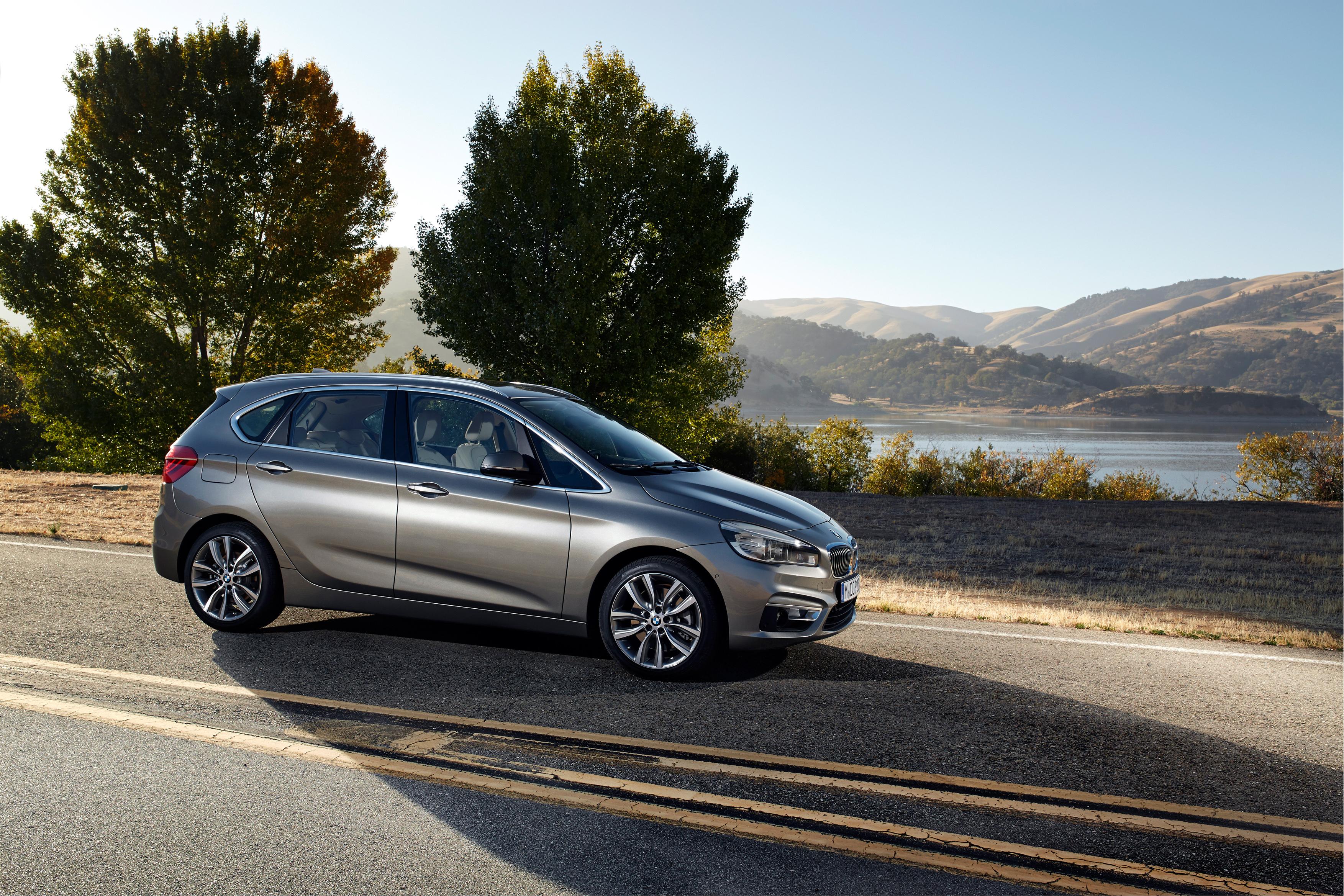 BMW 2er Active Tourer kommt ab September zu den Händlern ...
