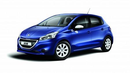 Peugeot 208_Like_Virtuel_Blau