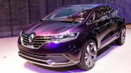 Renault Espace Studie