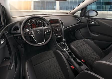 Opel Astra Style Innenraum