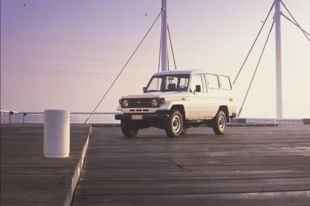 Toyota Land Cruiser 70 Sondermodell