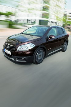 Neues Sondermodell Suzuki SX4 S-Cross limited
