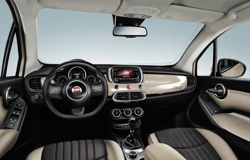fiat 500x zur einf hrung als opening edition billige autos infos news. Black Bedroom Furniture Sets. Home Design Ideas
