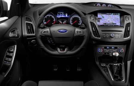 Ford Focus ST Cockpit
