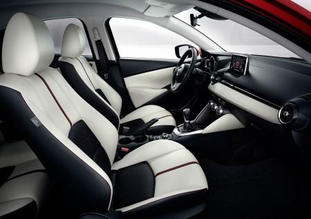 Mazda2 Innenraum Interiour